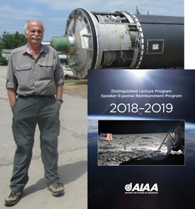 AIAA Distinguished Lecture Program