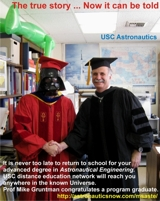Now it can be told - USC Astronatics alumni