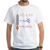 rocket equation T-shirt for rocket scientists